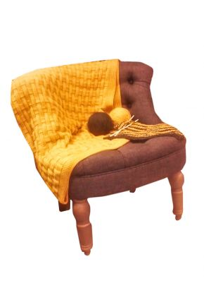 Кресло шоколад