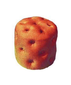 Пуф оранж