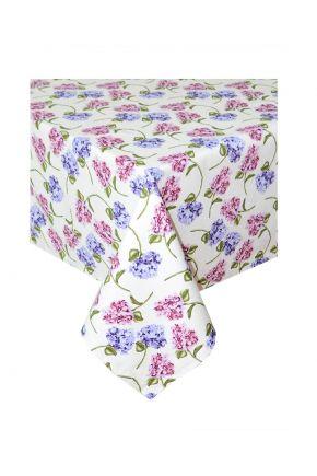 Хлопковая скатерть Прованс by AndreTAN садовые цветы