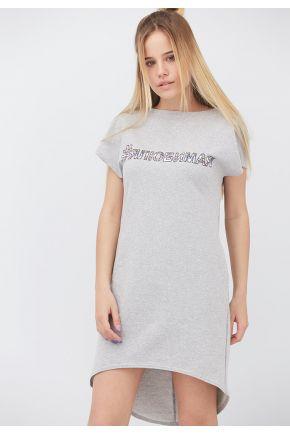 Платье #ЯЛЮБИМАЯ Прованс by AndreTAN серое
