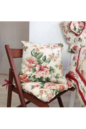 Декоративная подушка Глория Розы