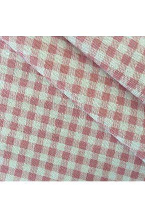 Ткань для столового текстиля Bella розовая клеточка 32G3926/101002 T''LH0B00'' ALLURE