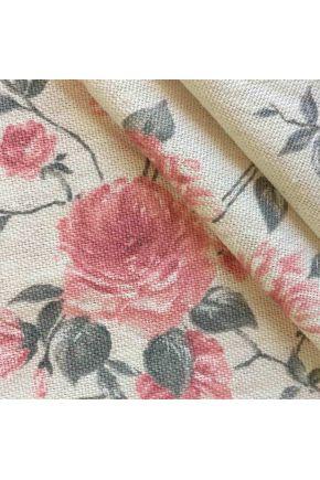 Ткань для столового текстиля CHANCE розы 2G3925/101002
