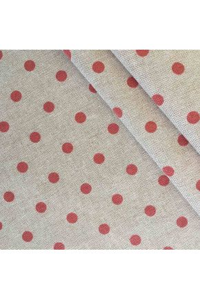 Ткань для столового текстиля Глория Горох 32G2549/132014 TJ ''LHC'' ESCADA