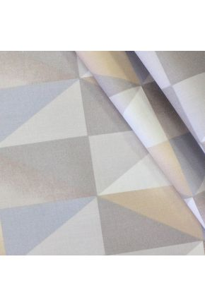 Ткань с акриловым покрытием Simphony треугольники 350216/1020