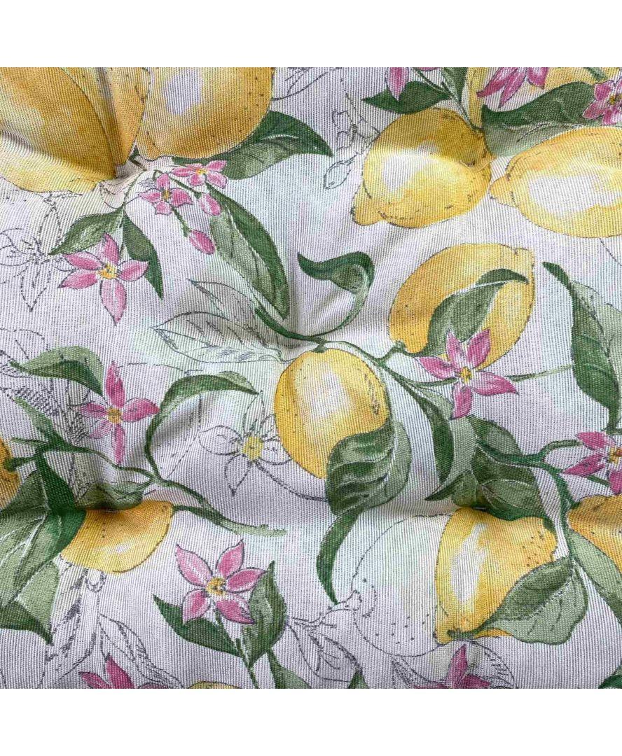 Ткань для столового текстиля 31870/3003 LONETA SUPER ECO Адель лимони