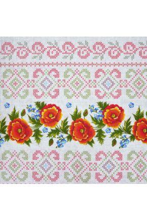 Ткань для столового текстиля Ярмарка