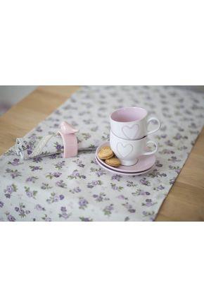 Дорожка на стол Lilac Rose