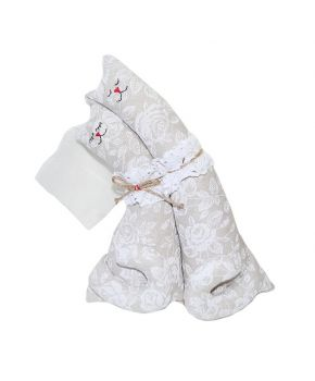 Интерьерная игрушка Коты неразлучники White Rose