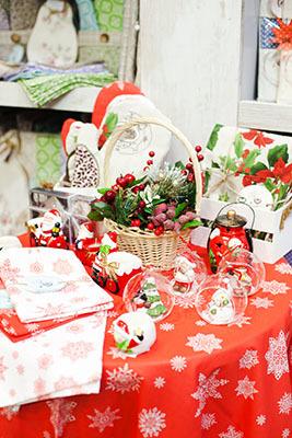 Новогодний декор для дома в магазине ПровансШоп