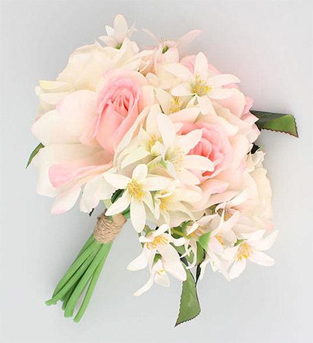Букеты искусственных цветов в магазине ПровансШоп