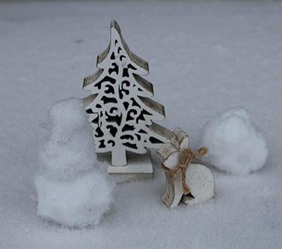 Рождественский и новогодний декор в магазине ПровансШоп
