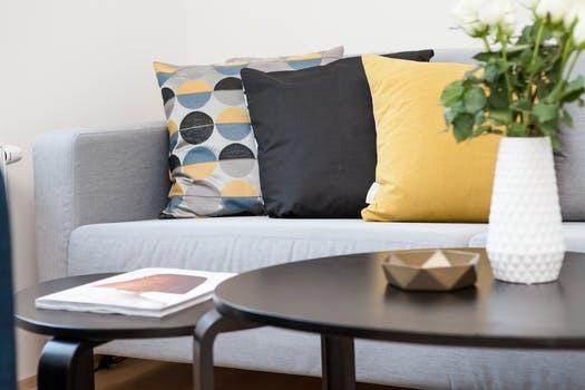 Широкий ассортимент декоративных подушек Provenceshop