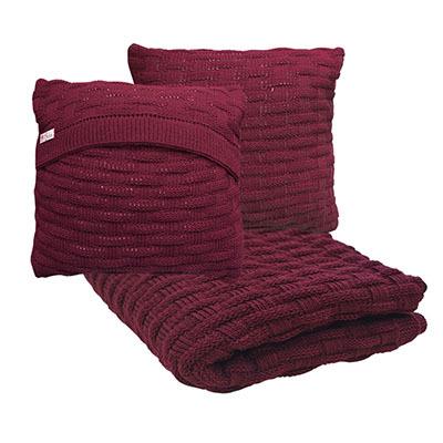 Выбор вязанных наборов для спальни в магазине ПровансШоп