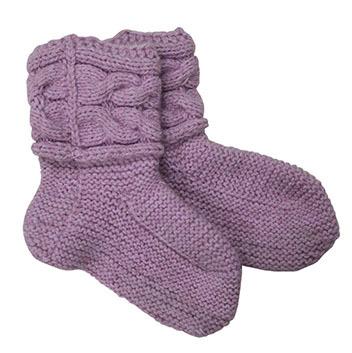 Вязанные носки в магазине ПровансШоп