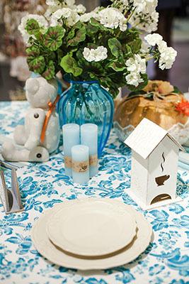 Скатерти на праздничный стол в магазине ПровансШоп